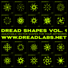 Dread Shapes Vol. 1