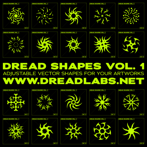 Dread Shapes Volume 1