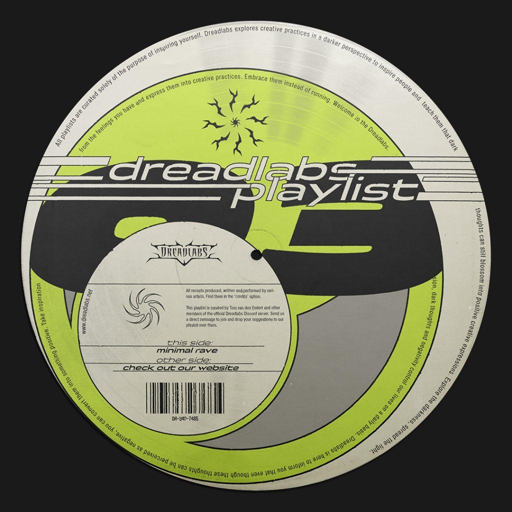 Dreadlabs Playlist 3: Minimal Rave