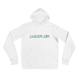 Liquid Fleece Hoodie White