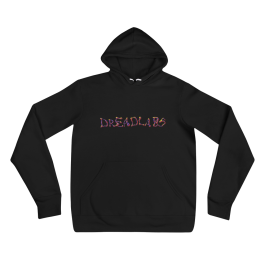 Liquid Fleece Hoodie Black