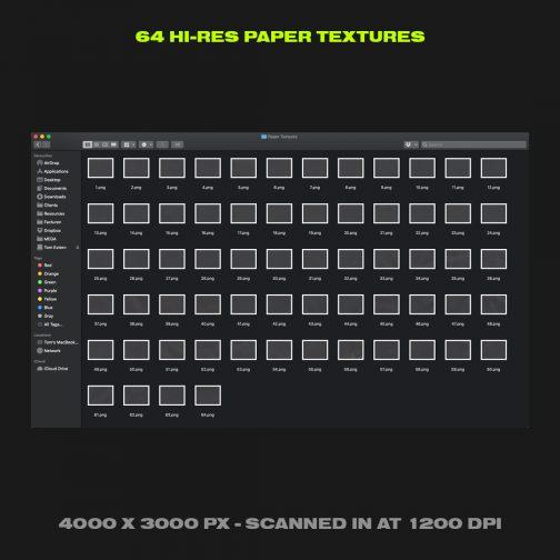 Dreadlabs Paper Pack