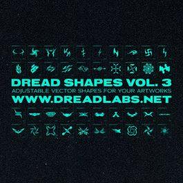 Dread Shapes Vol. 3