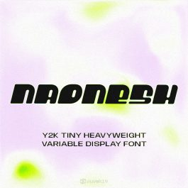 Naonesh Font